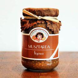 Musztarda figowa od producenta Towary niezwykłe