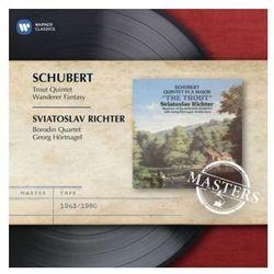 Trout Quintet & Wanderer Fantasy - Borodin Quartet, Sviatoslav Richter - sprawdź w wybranym sklepie