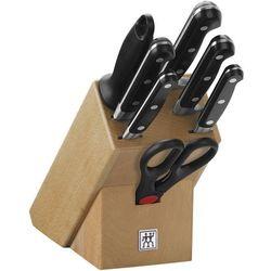 Zwilling professional s - zestaw noży 8 części w bloku (4009839108112)