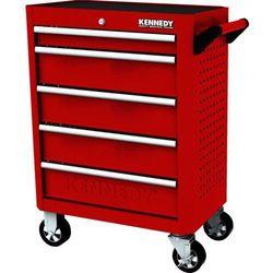 Wózek warsztatowy na kółkach 5-szufladowy 450kg Kennedy KEN5942120K