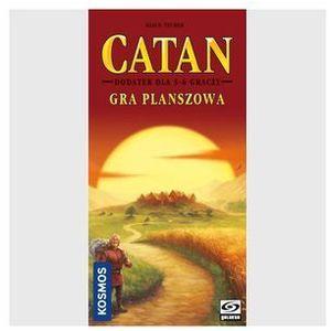 Catan - dodatek dla 5/6 graczy marki Galakta