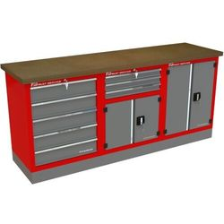 Fastservice Stół warsztatowy – t-15-30-40-01 (5904054404935)