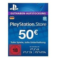 Sony Play station network 50 eur de (0711719894933)