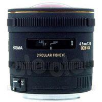 Sigma AF 4,5/2,8 EX DC Fisheye HSM Canon - produkt w magazynie - szybka wysyłka!, OSDC4.5/2.8 EX DC