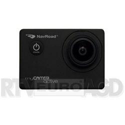 Kamera NavRoad myCAM 4K ACTIVE KAMERA SPORTOWA BLACK - NAVROAD myCAM 4K ACTIVE BLACK - NAVROAD myCAM 4K ACTIVE