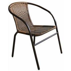 Jumi Krzesło bistro z poprzeczką 51x51x72