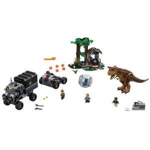 75929 UCIECZKA PRZED KARNOTAUREM (Carnotaurus Gyrosphere Escape) - KLOCKI LEGO JURASSIC WORLD - BEZPŁATNY ODBIÓR: WROCŁAW!