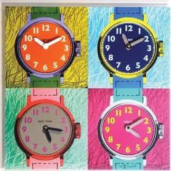 Zegar ścienny time zones marki Nextime