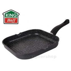 Granitowa patelnia grillowa  kh-3945 24cm marki Kinghoff
