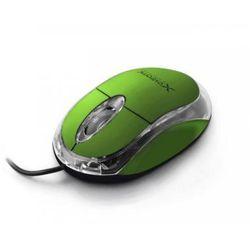 Esperanza MYSZ PRZEWODOWA XM102K CAMILLE USB GREEN 1000DP - sprawdź w wybranym sklepie