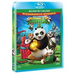 Kung Fu Panda 3. Blu-Ray 3D - produkt z kategorii- Filmy animowane