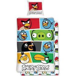 4home Halantex dziecięca pościel bawełniana angry birds 009,