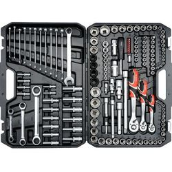 Zestaw narzędziowy YATO YT-38811 XXL (150 elementów)