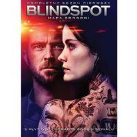 Blindspot: Mapa zbrodni. Sezon 1 (DVD) - Marcos Siega, Rob Seidenglanz, Mark Pellington, Jeff King (7321909343