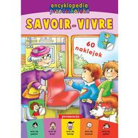Savoir-vivre Naklejanki, praca zbiorowa