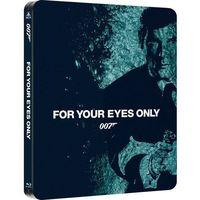 007 Tylko dla twoich oczu (Steelbook) (BD)