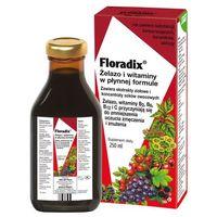 FLORADIX żelazo i witaminy 250 ml (płyn)