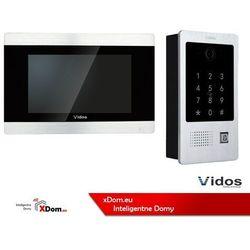 Zestaw wideodomofonu z szyfratorem i czytnikiem kart rfid s20da_m903s marki Vidos
