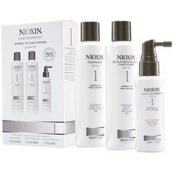 zestaw pielęgnacyjny System 1 włosy cienkie i naturalne, produkt marki Nioxin