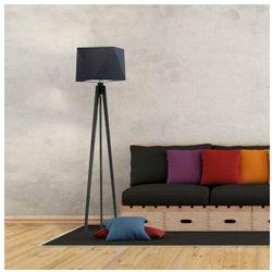 Lysne Nowoczesna lampa podłogowa do salonu bombaj