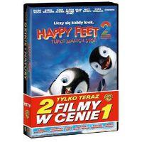 Hity Warner Bros. (Happy Feet 2: Tupot malych stóp / Dzikie z natury)