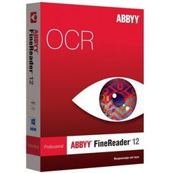 ABBYY FineReader 12 Professional Edition BOX