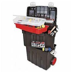 - walizka narzędziowa z kołami - 470 x 290 x 630 mm - z półką i organizerem marki Tayg