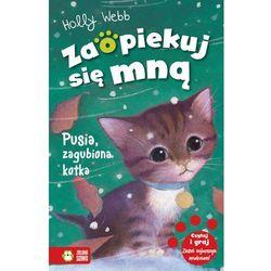 Pusia zagubiona kotka - Wysyłka od 3,99 - porównuj ceny z wysyłką, książka w oprawie miękkej