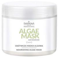 algae mask odżywcza maska algowa marki Farmona