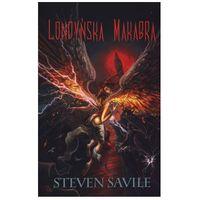 Londyńska Makabra - Steven Savile, oprawa miękka