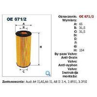 Filtr oleju OE 671/2 - produkt z kategorii- Filtry oleju