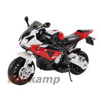 Import super-toys Wielki motor na akumulator ścigacz bmw s1000rr 12v