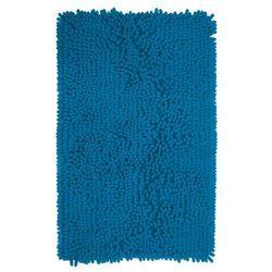 Dywanik łazienkowy abava 50 x 80 cm niebieski marki Cooke&lewis