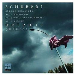 String Quartets Rosamunde Death And The Maiden Quartet In G Major - Artemis Quartet, kup u jednego z partneró
