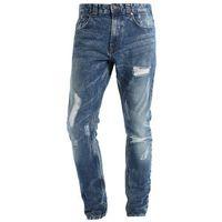 Only & Sons ONSCARROT Jeansy Straight leg dark blue denim