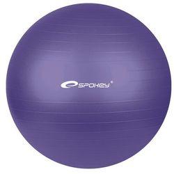 Gimnastyczny piłka Spokey Fitball fioletowy 55 cm