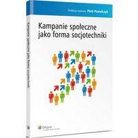 Kampanie społeczne jako forma socjotechniki