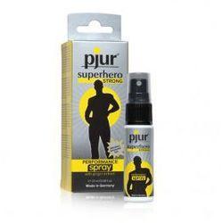 Pjur (ge) Pjur superhero strong performance spray 20 ml, kategoria: potencja - erekcja