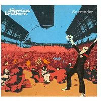 Universal music polska The chemical brothers - surrender (cd) (0724384761028)