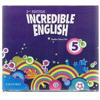 Incredible English: 5: Class Audio CDs (3 Discs) (9780194442244)