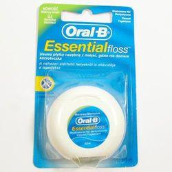 Oral B Essential Floss nić dentystyczna + do każdego zamówienia upominek. z kategorii Nici dentystyczne