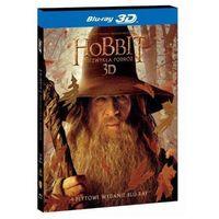 Hobbit: Niezwykła podróż 3D. Edycja specjalna (4 Blu-ray)