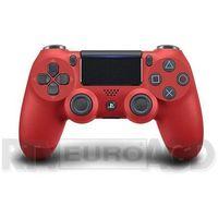 Sony DualShock 4 v2 (czerwony) - produkt w magazynie - szybka wysyłka!