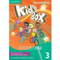 Kid's Box 3 Presentation Plus, CAMBRIDGE UNIVERSITY PRESS