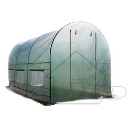 Tunel foliowy 9 m kw folia ogrodowa uv 190x450x200cm cieplarnia marki Biopeak