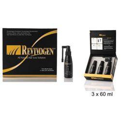 Revivogen Scalp Therapy 3 x 60ml (3 miesiące) - sprawdź w HairDoktor - Zagęszczanie Włosów,Odsiwiacze