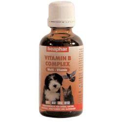 Beaphar  vitamin b-complex mieszanka witamin dla zwierząt