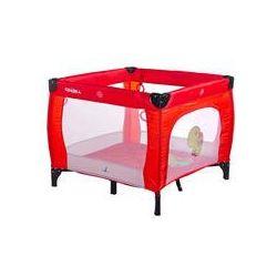 Kojec kwadratowy Quadra Caretero (czerwony)