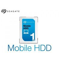 Dysk SEAGATE Mobile 1TB SATA 5400rpm, towar z kategorii: Dyski twarde