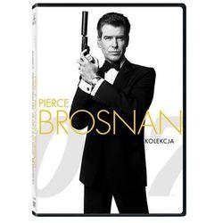 Kolekcja 007: Pierce Brosnan (4 DVD) (5903570157523)